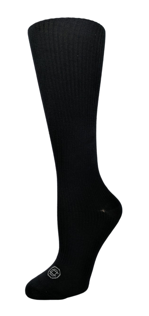 Doctor's Choice Compression Socks – Black