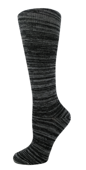 Doctor's Choice Compression Socks – Charcoal Gray