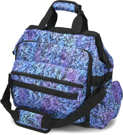 Ultimate Nursing Bag-Electric Amethyst-Nurse Mates-Tote Bag-Nurse Mates-Grace Health Scrubs, LLC