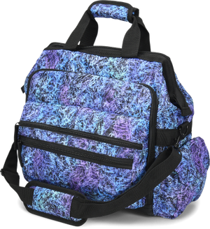 Ultimate Nursing Bag-Electric Amethyst-Nurse Mates