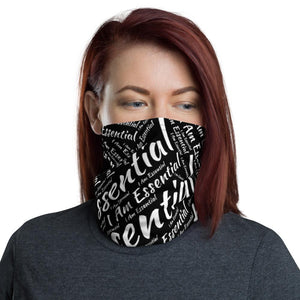 I am  Essential Neck Gaiter