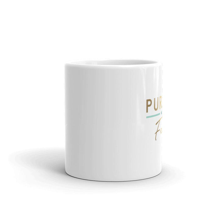 Purpose Over Fear Mug