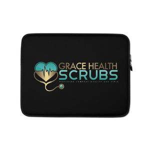 GHS Laptop Sleeve-Black
