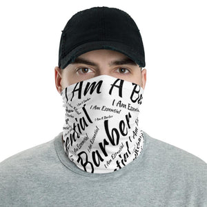 Barber Neck Gaiter (white)