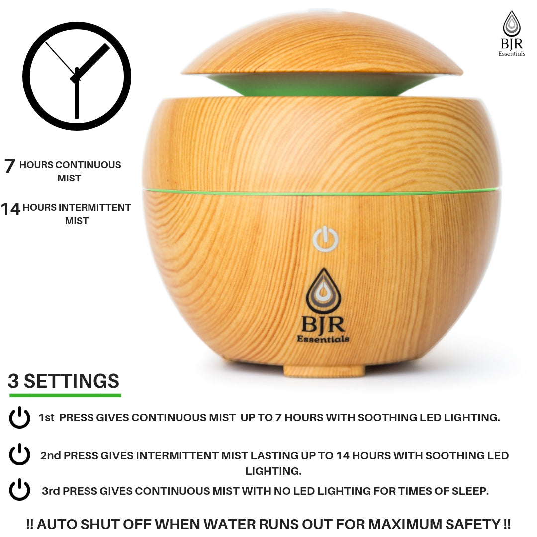 Essential oils diffuser