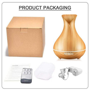 450 ML Remote Controlled Feature Packed Diffuser.