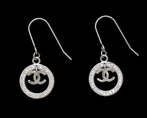 CC Zircon/Stainless steel with Earrings