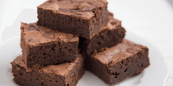 Healthy Chocolate Protein Brownies from ALLWHEY