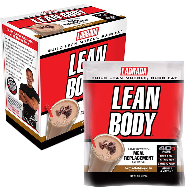 Labrada Lean Body Meal Replacement 79g
