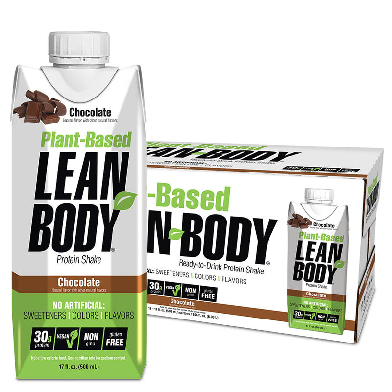 LABRADA PLANT-BASED LEAN BODY READY-TO-DRINK (500ML) 12 PACK