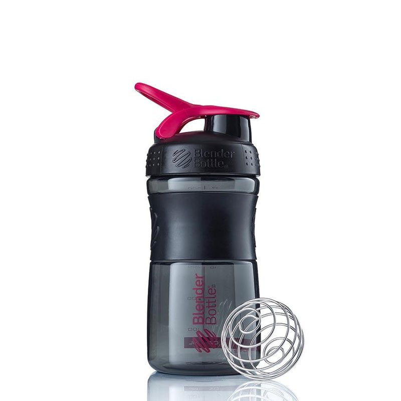Blender Bottle SportMixer 590ml Black
