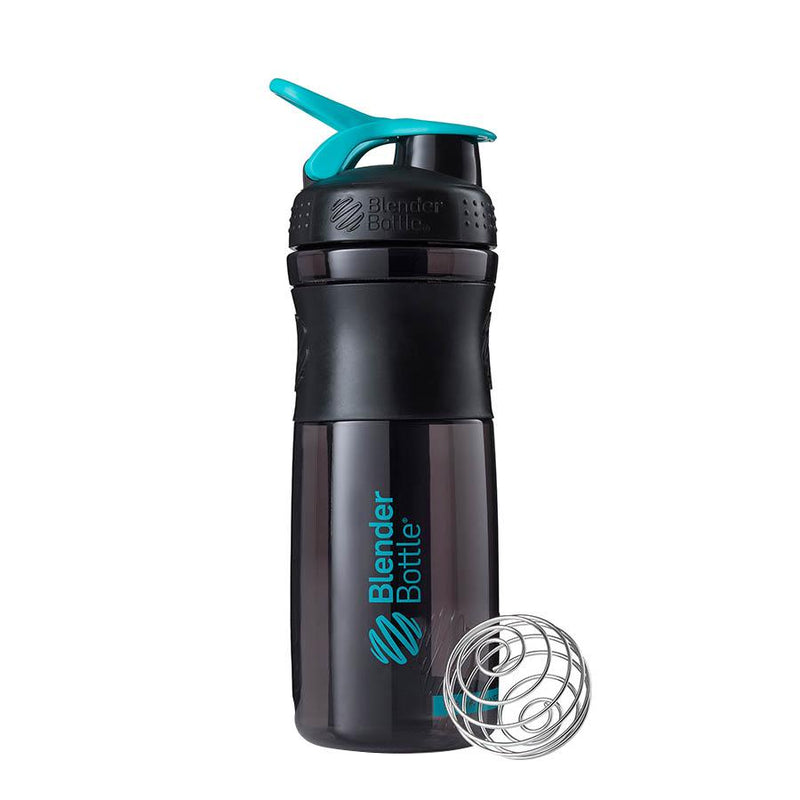 Accessories - Blender Bottle SportMixer Black 825mL
