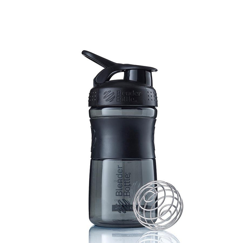 Accessories - Blender Bottle SportMixer Black Series