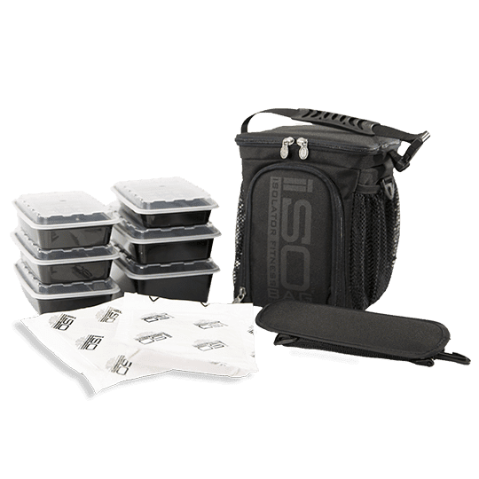Isolator Fitness 3 Meal (IsoCube)