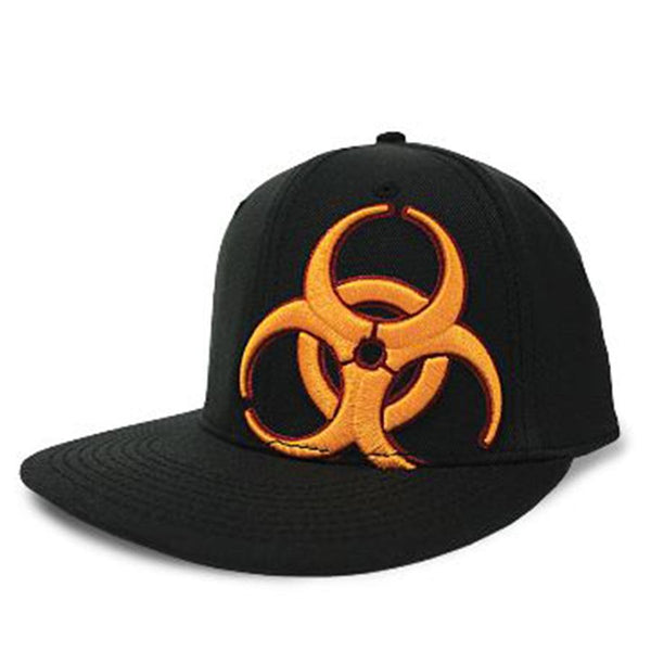 Clothing - Mutant Cap – Baseball Biohazard (Black)