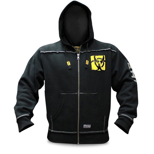 Clothing - Mutant Hoodie Premium Zip-Up (Black)