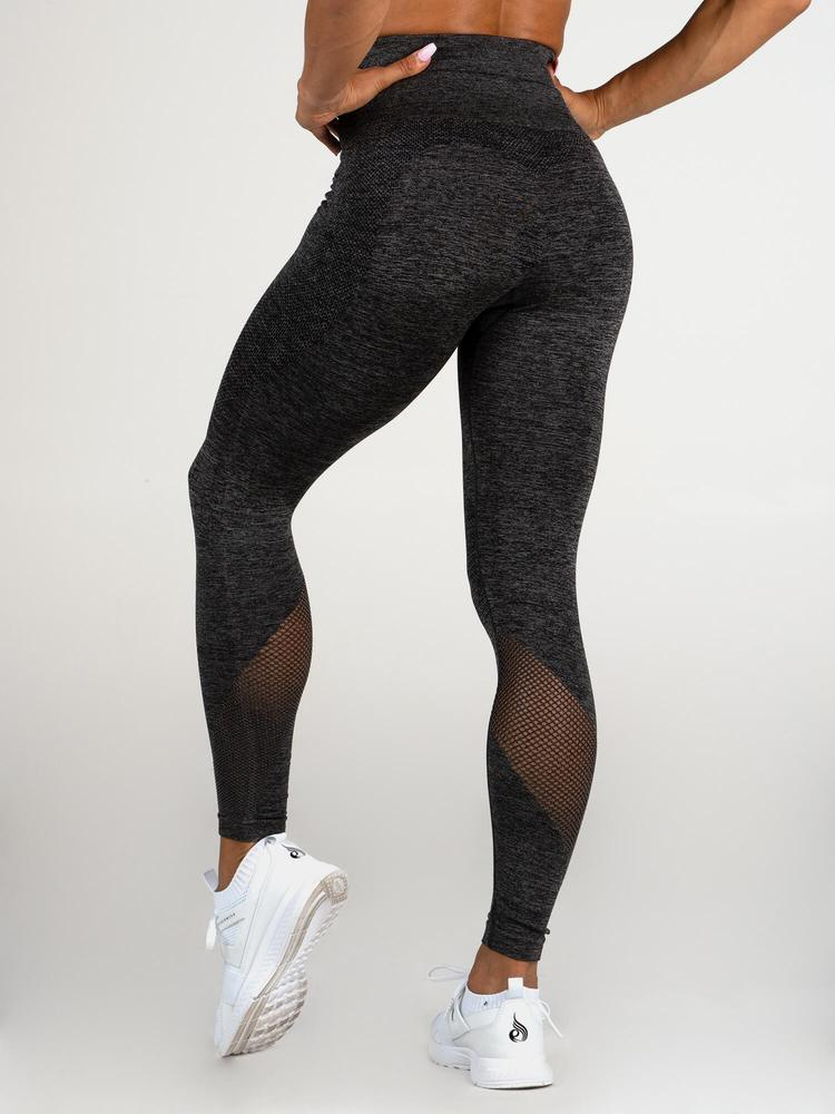 Clothing - Ryderwear Seamless Marle Tights