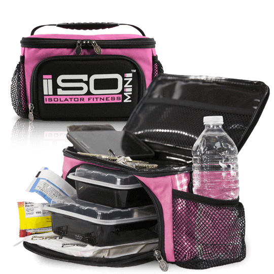 ISOMINI™ Compact Meal Prep Cooler Bag - Accessories - Gladiator Fitness