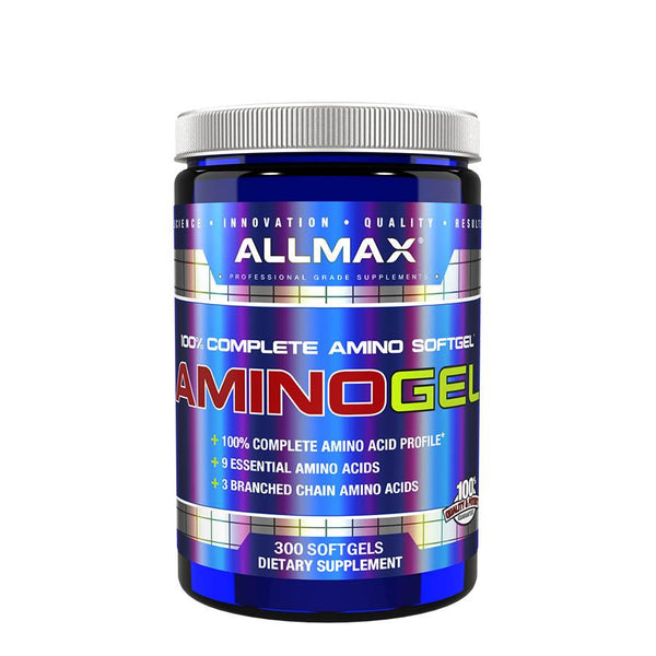 Performance - Allmax Nutrition Amino Gel (300 Softgels)