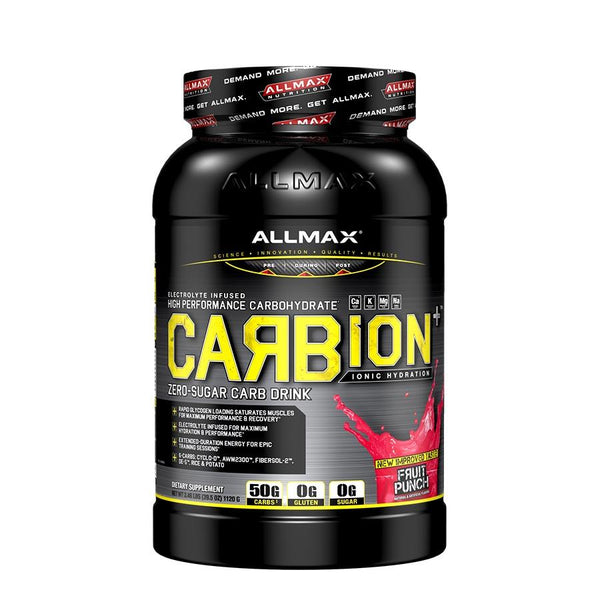 Performance - Allmax Nutrition Carbion+ (40 Serve) 1.08kg