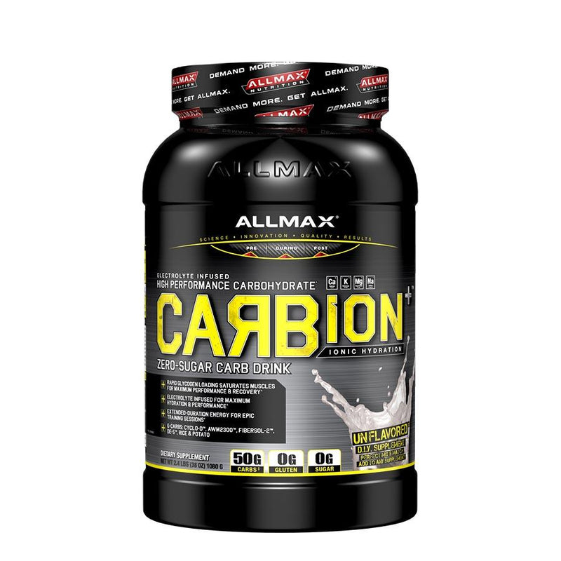 Allmax Nutrition Carbion+ (40 Serve) 1.08kg