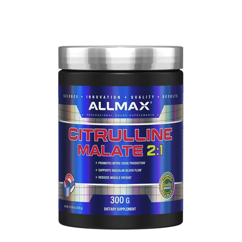Performance - AllMax Nutrition Citrulline Malate 2:1 (150 Serve) 300g