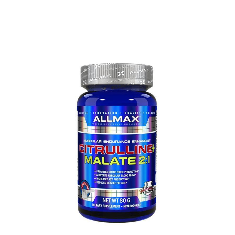 Allmax Nutrition Citrulline + Malate 21 (80g)