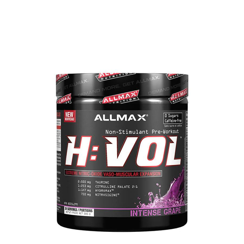 Performance - Allmax Nutrition H:VOL (30 Serve)