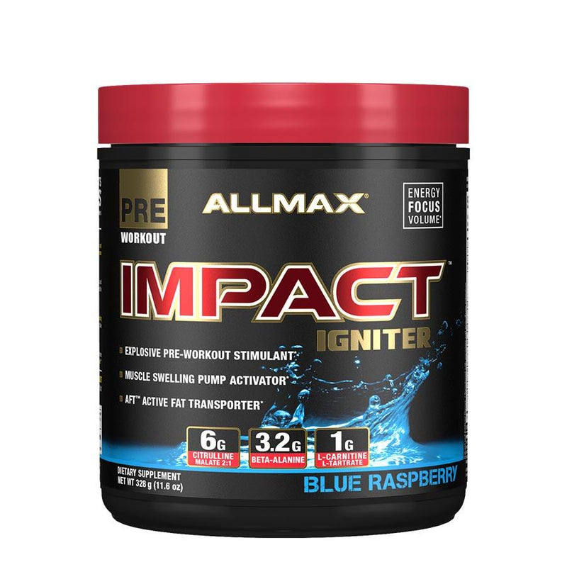 Performance - Allmax Nutrition Impact Igniter (20 Serve) 328g