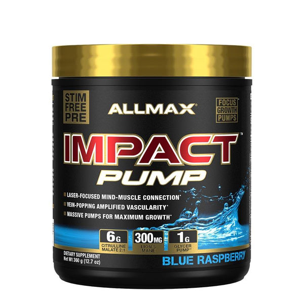 Performance - AllMax Nutrition Impact PUMP (30 Serve) 360g