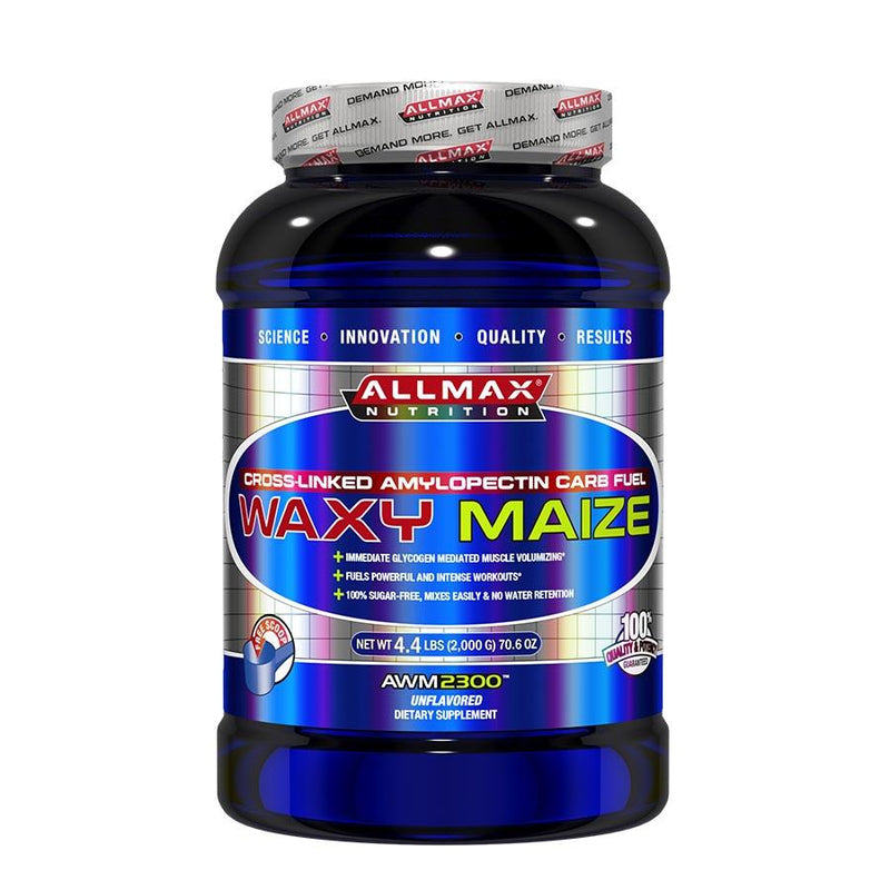 Performance - Allmax Nutrition Waxy Maize (Unflavoured, 2kg)