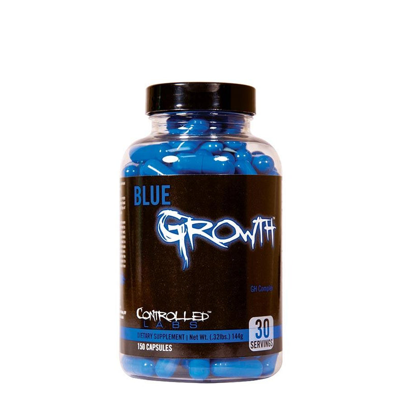 Performance - Controlled Labs Blue Growth (30 Serve)