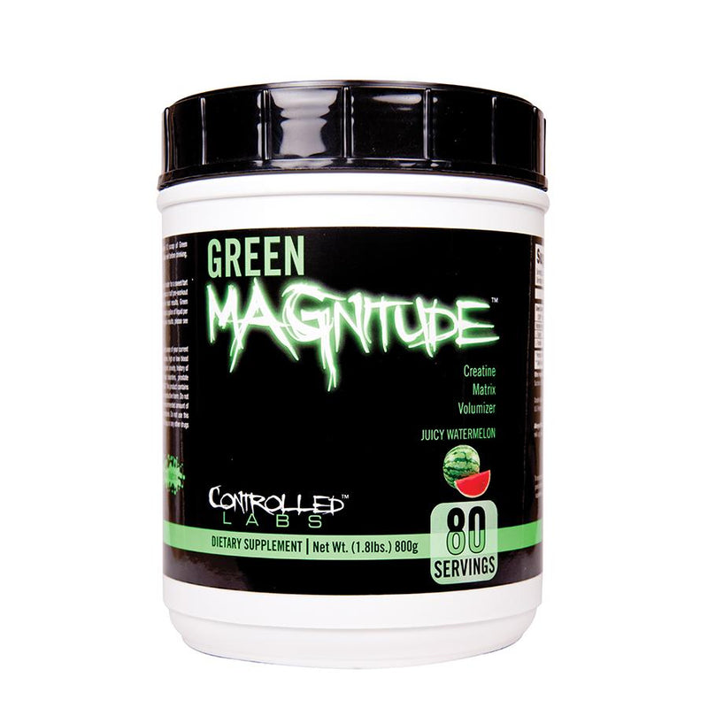 Controlled Labs Green Magnitude (80 serve) 800g