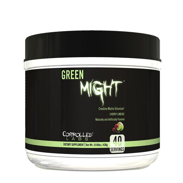 Performance - Controlled Labs Green Might (40 Serve) 428g