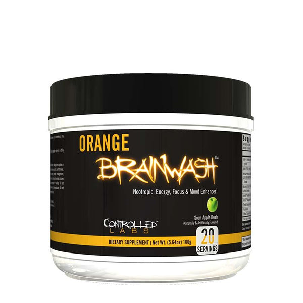 Performance - Controlled Labs Orange Brainwash (20 Serve) 160g
