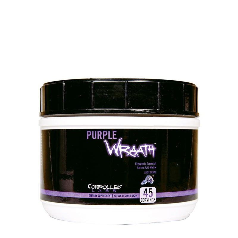 Performance - Controlled Labs Purple Wraath (45 Serve) 534g
