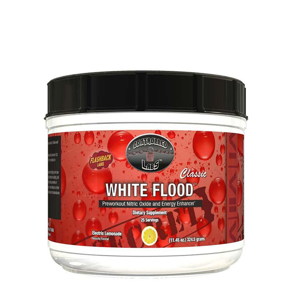 Performance - Controlled Labs White Flood Classic (25 Serve) 311g