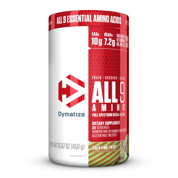 Performance - Dymatize All9 Amino (30 Serve) 450g