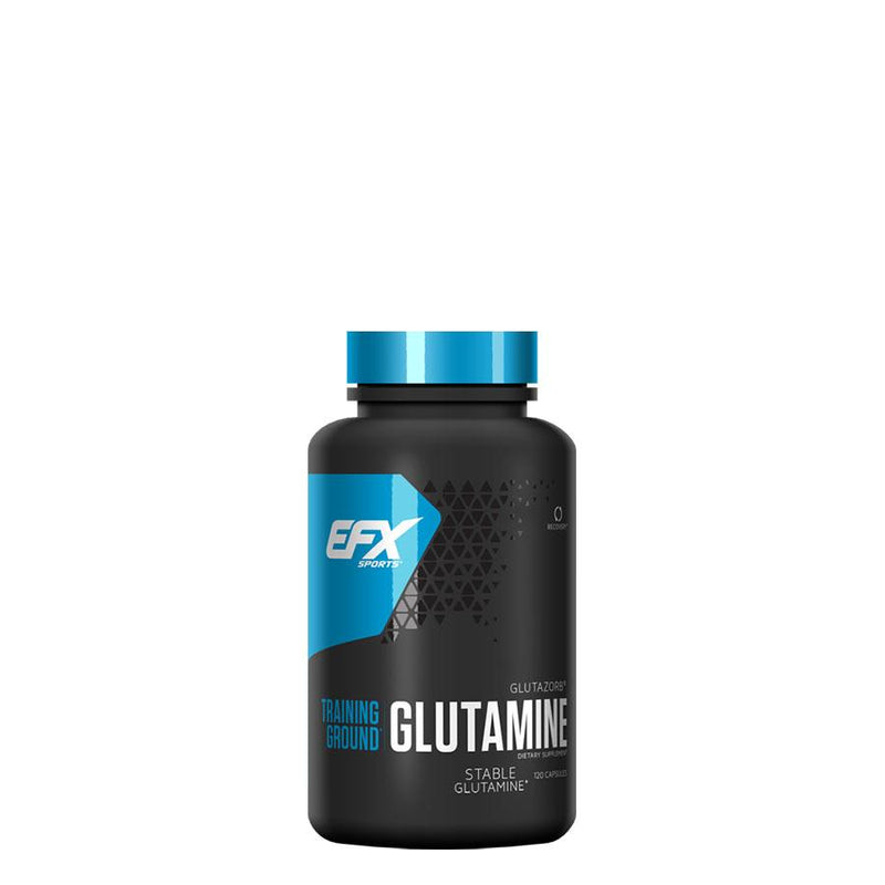 EFX Sports Training Ground Glutamine (120 Capsules)