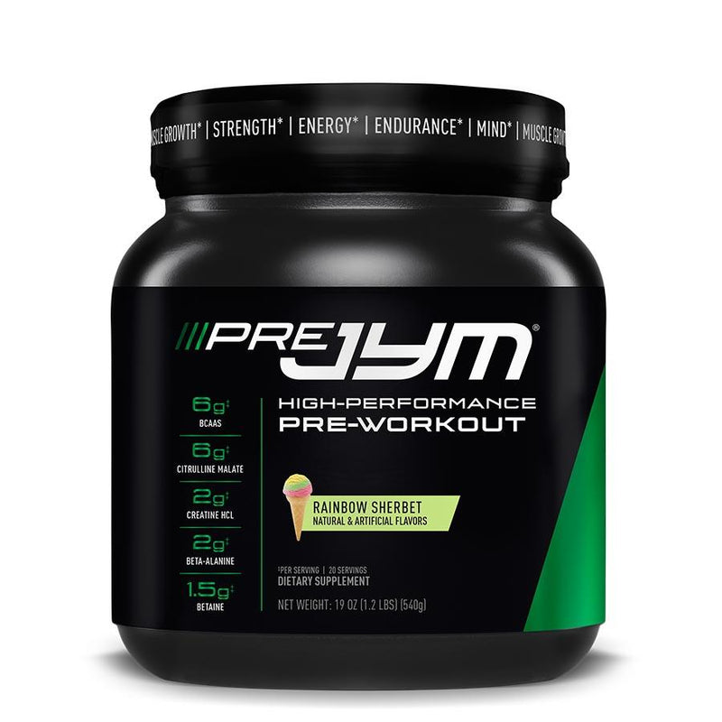 Performance - JYM Pre High-Performance Pre-Workout