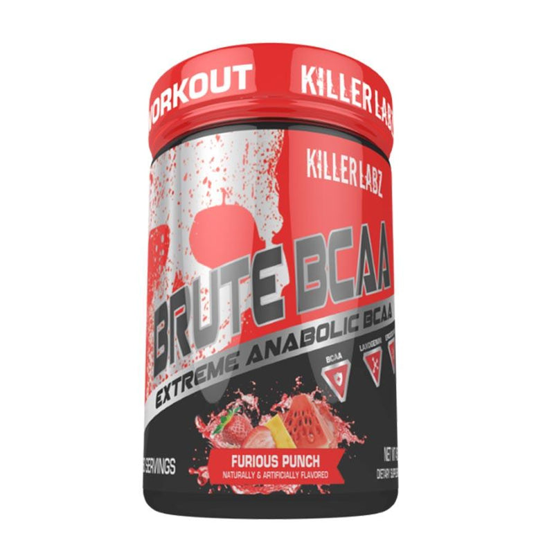 Performance - Killer Labz Brute BCAA (60 Serve) 450g