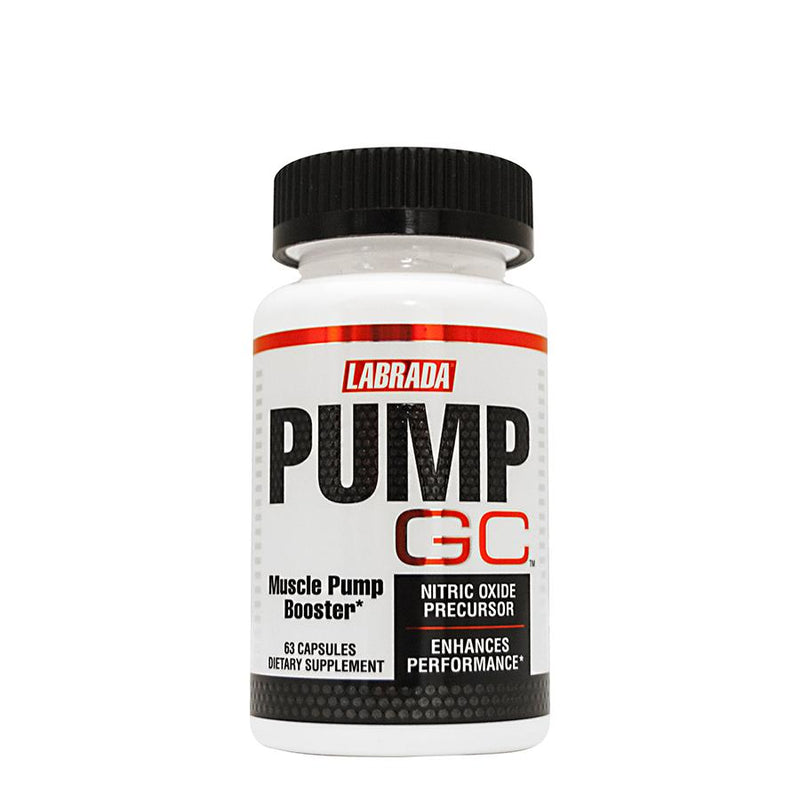 Labrada Pump GC (9 Serve) 63 Capsules