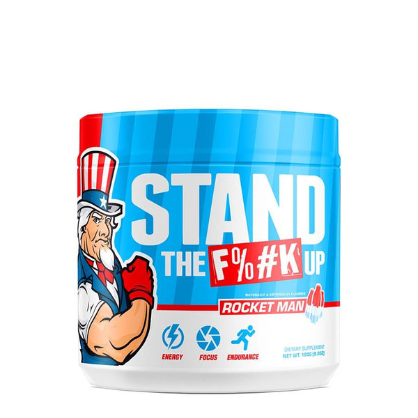 Performance - Liberty Labz Stand The F%#K Up (30 Serve) 180g
