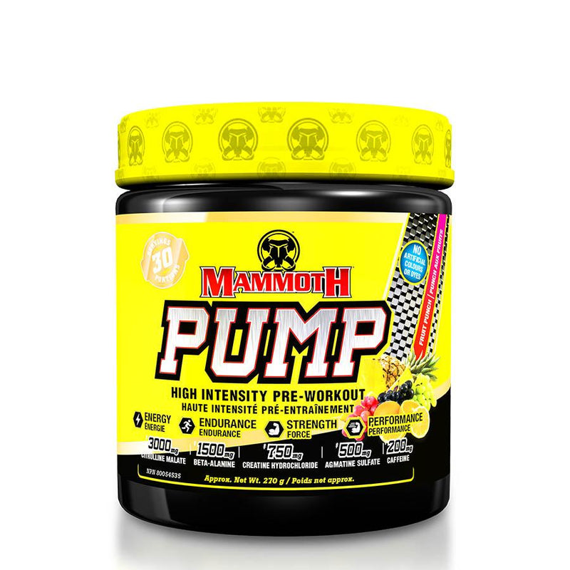 Performance - Mammoth Pump (30 Serve) 270g