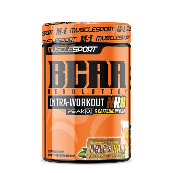 Performance - MuscleSport BCAA NRG Revolution (30 Serve) 450g