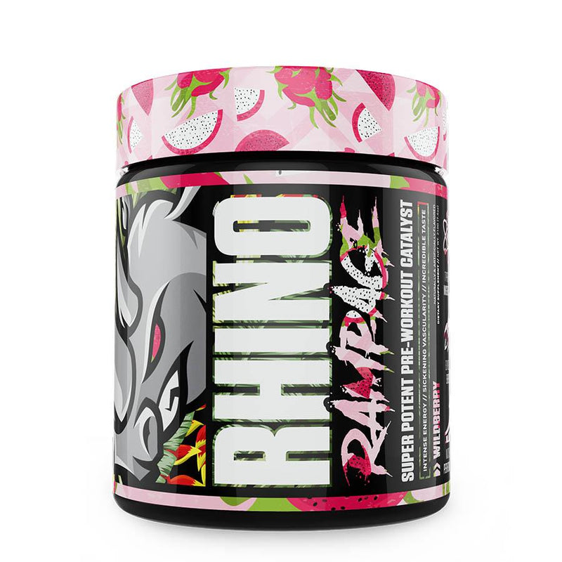MuscleSport Rhino Rampage (30 Serve) 210g