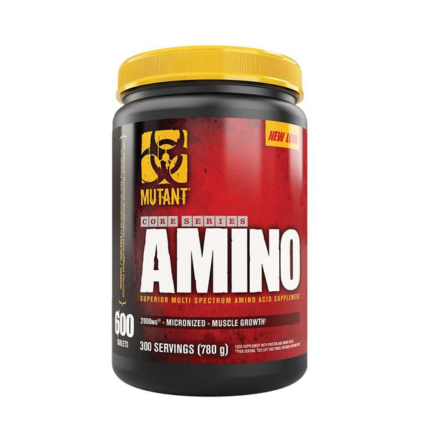 Performance - Mutant Amino (300 Serve) 600 Tablets