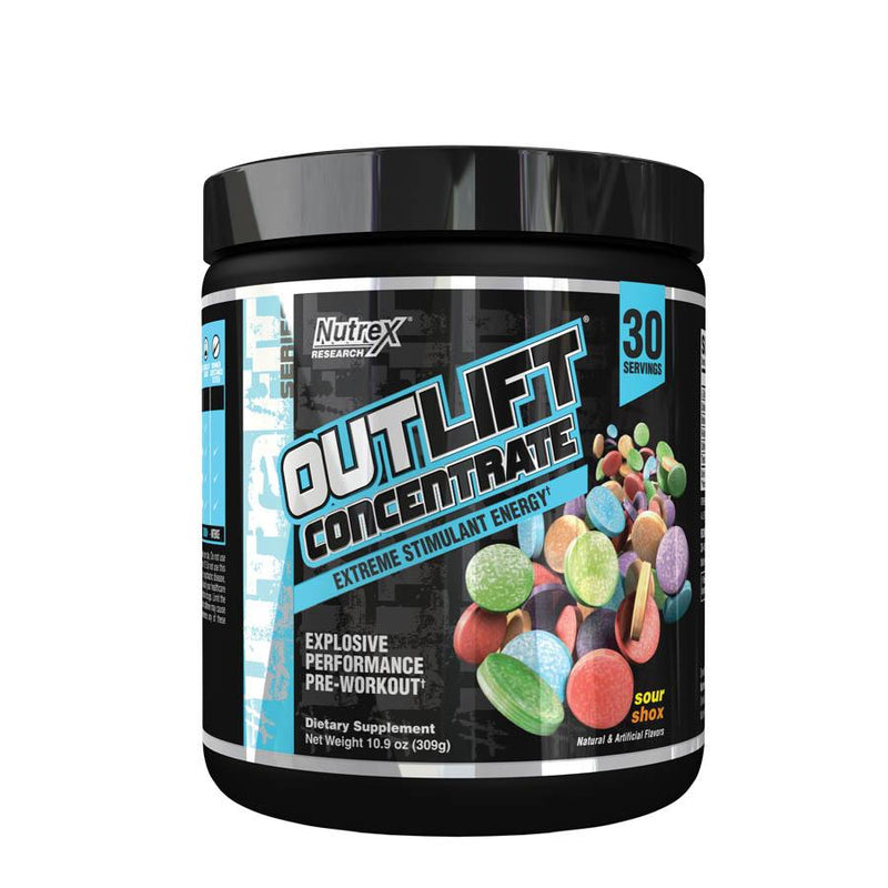 Performance - Nutrex Research Outlift Concentrate (30 Serve) 300g