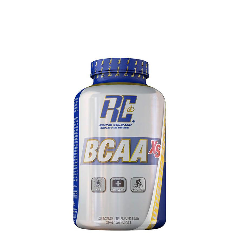 Ronnie Coleman BCAA XS (100 serve) 400 Tablets