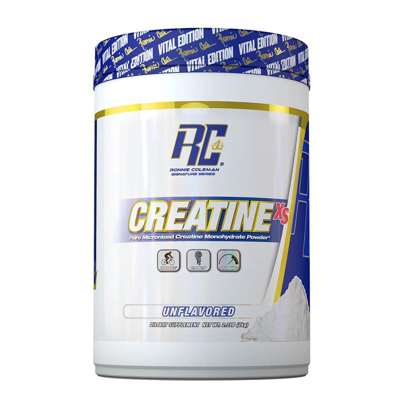 Ronnie Coleman Creatine XS (400 serve) 1kg